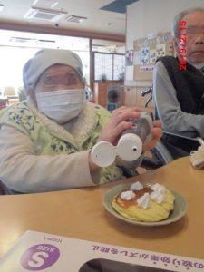 手作りおやつ(チョコサンド)10