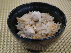 かしわめし・福岡県郷土料理