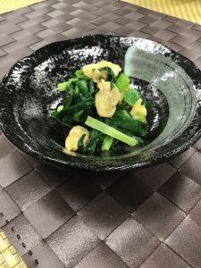 分葱和え・香川県郷土料理